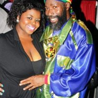 Reggae & Dancehall artist, Capleton and I!