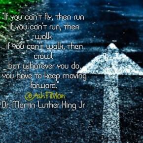 QOTM: Keep Going