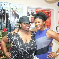 Formerly Known As Lady Saw, Gospel Artist Marion Hall And I!
