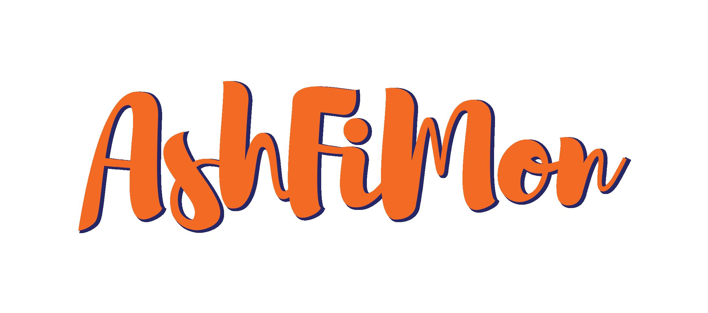 AshFiMon Horizontal Orange logo